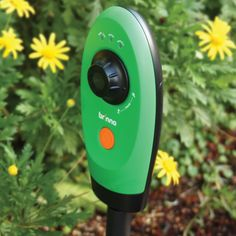 The Timelapse Garden Video Camera: Makes a timelapse video of your garden to show you the development of individual specimens or entire areas over a period of time.