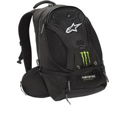 AlpineStars Terror Monster Energy LE