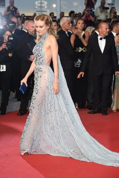 Pin for Later: The Very Best Style Moments From Last Year's Cannes Red Carpet Diane Kruger