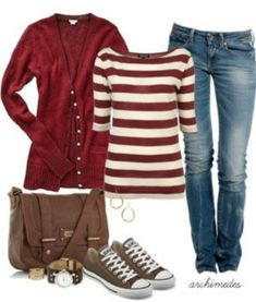 Casual date outfit that I need in my life