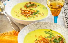 Hieno sellerikeitto Best Party Appetizers, Appetizer Recipes, Thai Red Curry, Soups, Anna, Ethnic Recipes, Food, Chowders, Soup