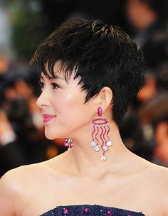 Zhang Ziyi at the Red Carpet Cannes Festival 2013