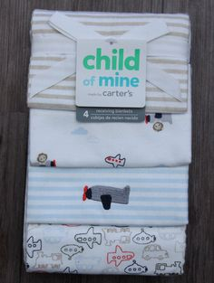 Stripes Child of Mine by Carter/'s Cars Baby  Crib Fitted Sheet only