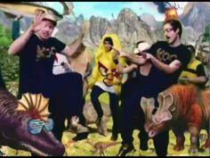Koo Koo Kanga Roo - Dinosaur Stomp (Official Video)