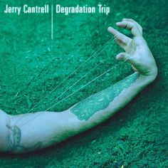 Jerry Cantrell - Degradation Trip 180g Import Vinyl 2LP March 24 2017 Pre-order