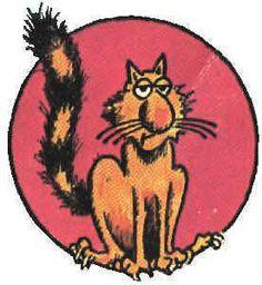 Fat Freddy's Cat (Character) - Fabulous furry Freak Brothers Comics -  Comic Vine