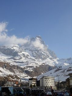 il Cervino, Monte cervino (Matterhorn ) Valle d'Aosta region Italy
