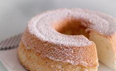 Angel cake é o novo queridinho de Paris: veja a receita do bolo dos anjos - Receitas - GNT