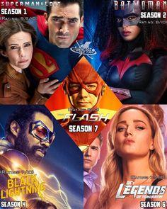 The Flash Season, Season 7, Dc Comics Series, Batwoman, Closer, Earth, Superhero, Movie Posters, Instagram