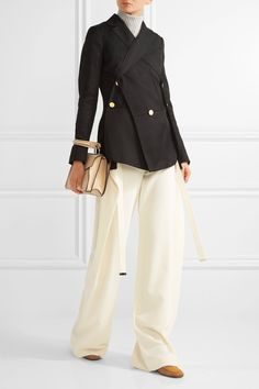 Proenza Schouler | Cotton and wool-blend jacquard blazer | NET-A-PORTER.COM