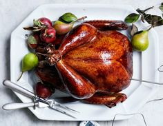 Bon Appétit Magazine How The Best Chefs In The Country Cook Their Thanksgiving Turkey 11/24/2015 BY ROCHELLE BILOW Photo: Christopher Testani This Thanksgiving, you could pull out the same old turkey recipe your family has been making for years (decades! millennia!). Or you could take cues from some of the best chefs in the country and treat the bird l