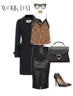 #myhipsteria #animalier #outfit Polyvore, Image, Fashion, Moda, Fashion Styles, Fashion Illustrations
