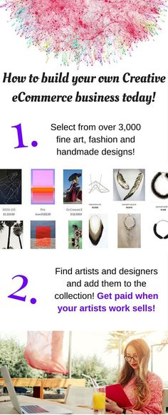 Start Now! Art Urbane collaborates with Creative Entrepreneurs to Launch Creative Businesses.