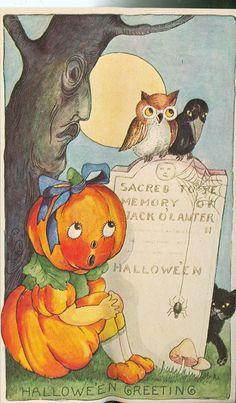 vintage card...
