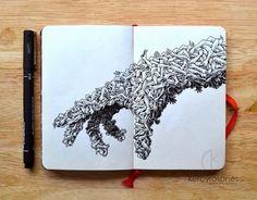 #doodles #art #drawing