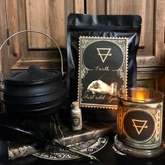 "NEW!! Available now!!!! For those of you who would like to add just a little bit more to your Spell kit. Our Deluxe kit comes with 1 of our 4"" corresponding Element candles and 1 bottle of our Element Incense. Each kit also comes with corresponding herbs, roots, flowers, woods, candle, stones etc. You will receive 6 herb packages, 2 types of stones and one colored candle that you will need to create your spell. All you need to do is write your intention spell. Just select your choice of…"