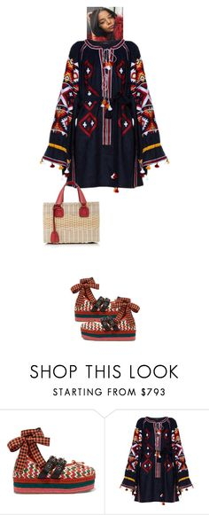 """""""Pegeen #8410"""" by canlui ❤ liked on Polyvore featuring Miu Miu, Vita Kin, Mark Cross, Summer, summerstyle, espadrilles and summerdate"""