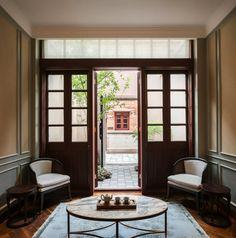 Capella Jianyeli Shanghai | Seth Powers Photography | Archinect Wooden Window Design, Wooden Windows, Resort Villa, Hostel, Luxury Living, Shanghai, Interior Styling, Grand Canal, Nara