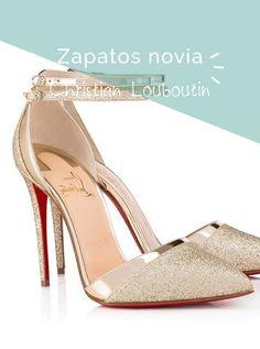 21e5da9bbcce 16 Best Christian Louboutin s 2018 Bridal Shoe Collection images ...