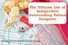 Independent Dress patterns definitive list