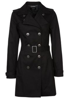 MALORY - Trenchcoat - noir