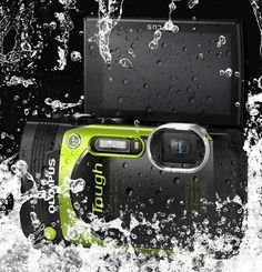 The Stylus Tough TG-870 is the newest member in its rugged point-and-shoot camera series