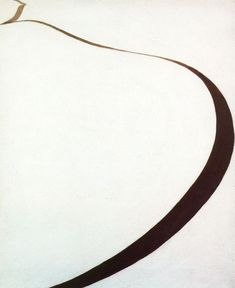 Georgia O'Keeffe Winter road I, 1963 Oil on canvas 55,9 x 45,7 cm Estate of Georgia O'Keeffe