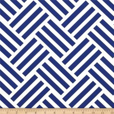 Michael Miller Bekko Home Decor Parquet Navy from fabric.com $13.98 per yard  Bekko Home Décor is designed by Trenna Travis for Michael Miller Fabrics. This fabric is screen printed on 100% cotton sateen base cloth (approx. 7 oz.) and perfect for light home décor such as window treatments, tabletop textiles, kitchen, bedding and toss pillows, also light enough for quilting and apparel. Machine wash warm with like colors.