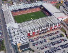 Bramall Lane - Home of Sheffield United FC Football Tops, Best Football Team, Football Soccer, English Football Stadiums, British Football, Sheffield United Fc, Civil Engineering Projects, Bramall Lane, Stadium Architecture
