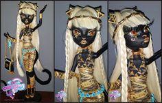 MH Egyptian Goddess Bastet by angel99percent