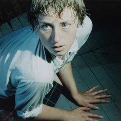 Cindy Sherman. Beklemmend. Ik wist niet dat AL haar fotografie bestond uit zelfportretten.