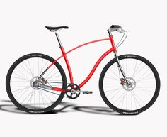 Budnitz Bicycles Model No.1 Titanium