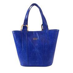 AYL Wynwood Bucket Bag (Cobalt) Women's