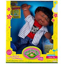 For Levi -Cabbage Patch Kids Doll - Black Hair - African American - Skater Boy