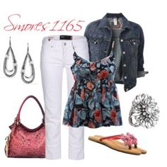 Spring Floral Style