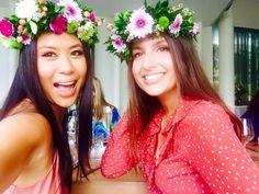 Flowercrown by Florosaria - florosaria.flowers #flowercrown #flowercrowns #sydneyowercrowns #florosaria #flowersbyflorosaria #sydneyweddings #weddingsinspo #weddings #sydneyflorist #rusticflowers #bohemianflowers #hellomay #onefineday #brides #bridalideas #flowercrowninspo #sydneyflowers #flowers #wynsical #boho #bridalideas #gypsyweddings #gypsy #dreams #pretty #weddingbouquet #bridebouquet #bridesmaidbouquet