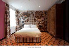 Carpet design by Mr. Christian Lacroix in collaboration with ege carpets. Christian Lacroix, Project Portfolio, Palais Galliera, Designer Friends, New View, Carpet Design, Bed, Carpets, Collaboration