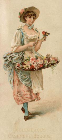 Colgate & Co's Cashmere Bouquet 1890's