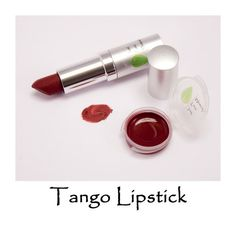 Tango Vegan Lipstick  Absolutely by JustPureMineralsShop on Etsy, $9.00