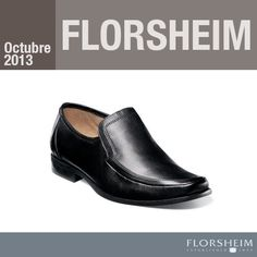 """Slip-ons """"Maniloe"""" de Florheim #classic #style #Florsheim #shoes #men"""