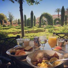 Hilton Hotel Breakfast View Lake Las Vegas Liane Mayor-Means