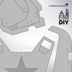DIY Fallout4: Sturdy Combat Armor templats for EVA foam
