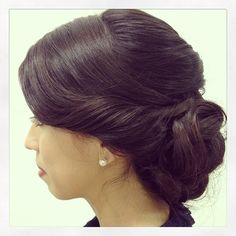 Makeup for Your Day: gorgeous bridal hair updo www.makeupforyourday.com