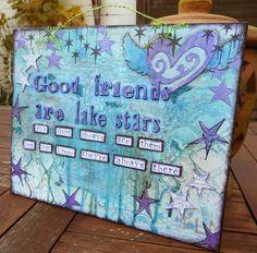 Good friends The Hobby Room (Michelle Webb)
