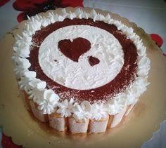 Tiramisu torta - Tortareceptek