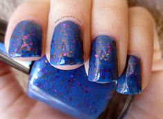 Afterglow  HARE Polish  Hand Blended Nail Lacquer by HAREpolish, $10.00