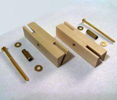 Two Blade Whirligig Propeller Hub Parts w Brass Hardware Jchismar Wind Bird | eBay