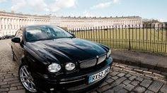 jaguar x type - YouTube