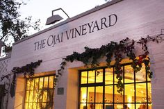 Where to Dine + Drink | The Best Ojai Restaurants