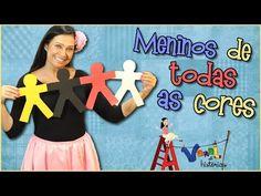 Meninos de todas as cores - Varal de Histórias - YouTube
